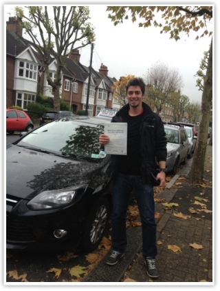 south west london driving school