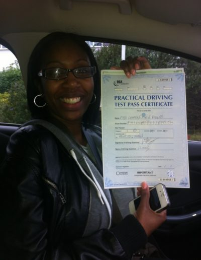 learn to drive in wandsworth