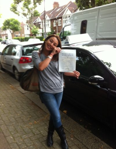 learn to drive in south west london